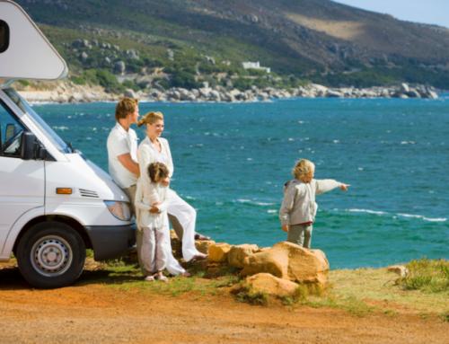 5 consejos si viajas en autocaravana esta Semana Santa