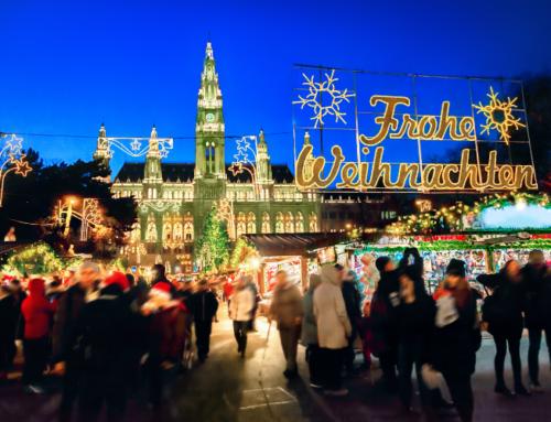Los destinos de Navidad más populares en autocaravana